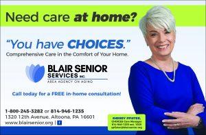 Blair Senior Services Choices Program