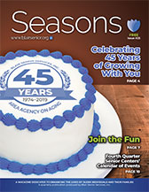 Seasons Magazine Cover