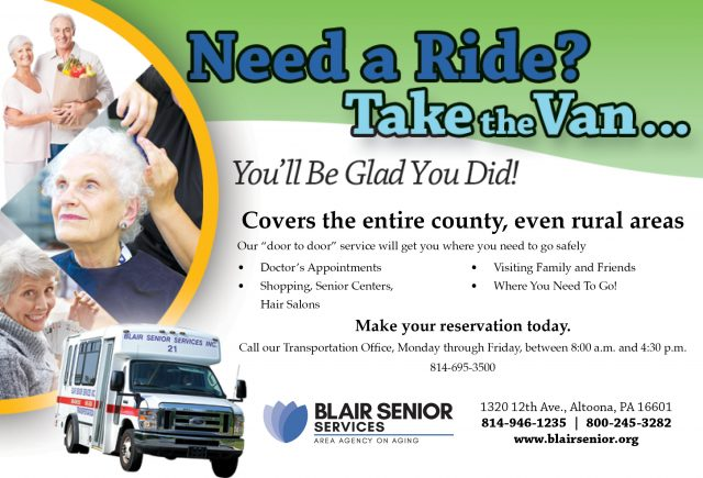 Blair Senior Services Transportation Program